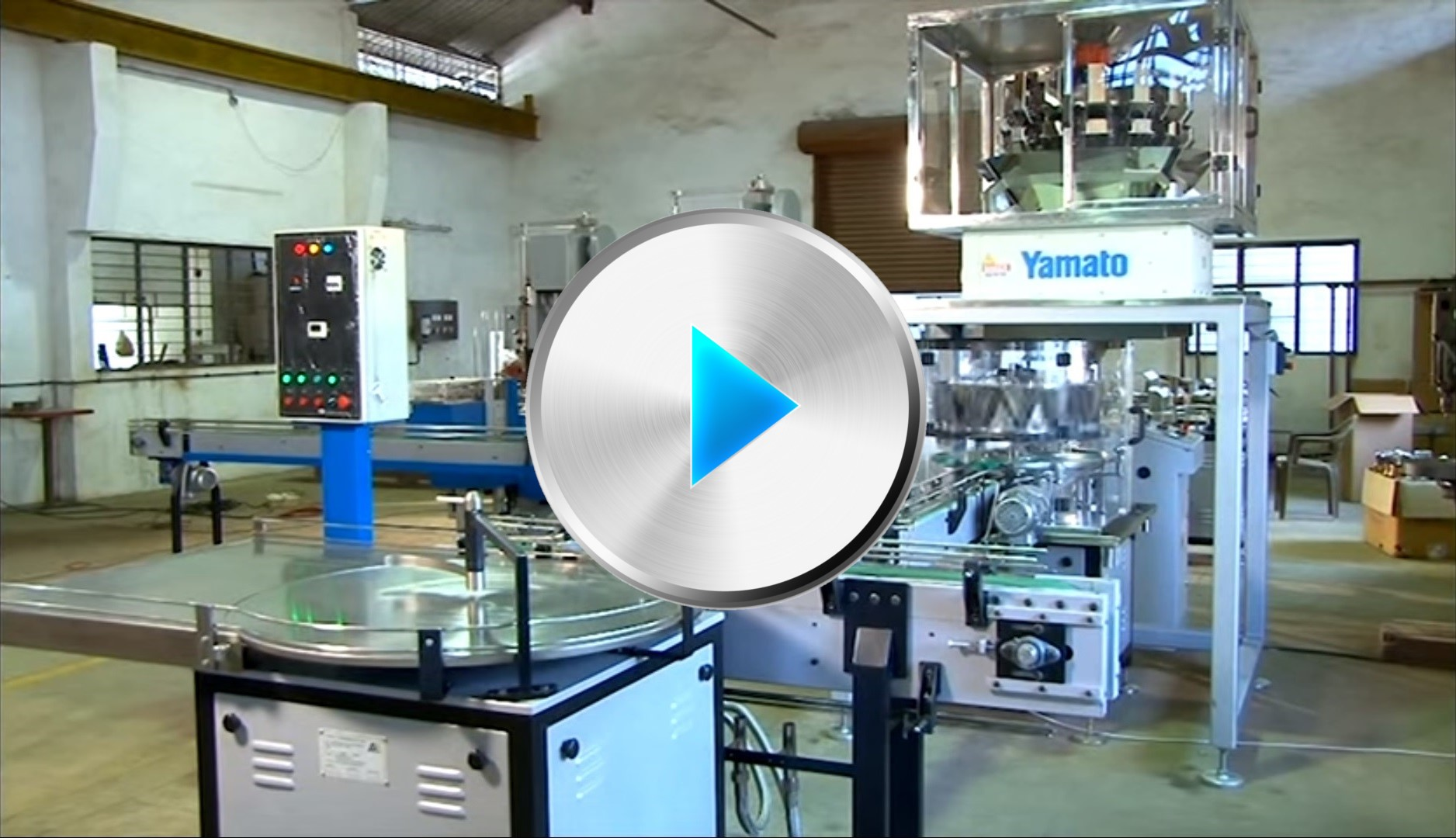 Coffe Powder Filling Line
